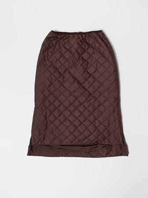 Юбка коричневая | 5310780