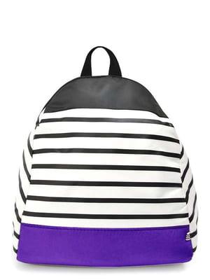 Рюкзак в полоску | 3712467