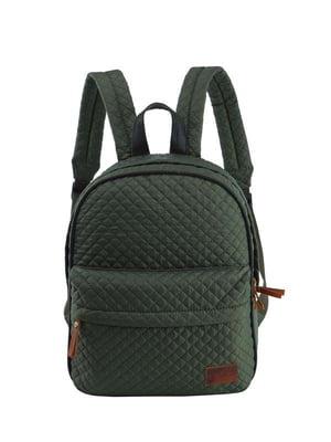 Рюкзак зелений | 4021885