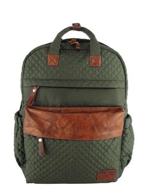 Рюкзак зелений | 4021886