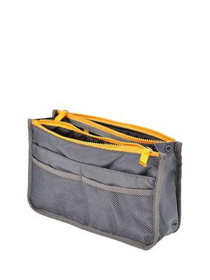 Органайзер для сумок і рюкзаків сірий | 5311558