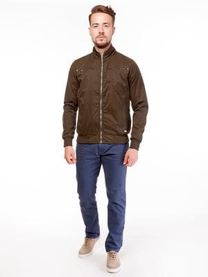 Куртка зеленая | 5311853