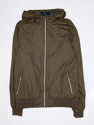 Куртка зелена | 5312000