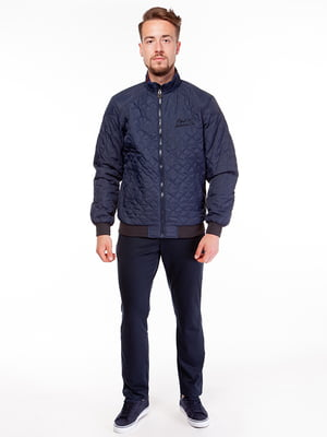 Куртка синя | 5312003