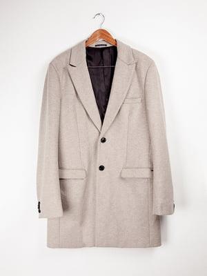 Пальто сіре   5312021