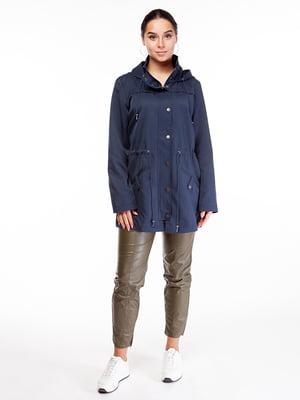 Куртка синя | 5312045