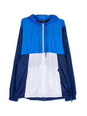 Куртка синя | 5312042