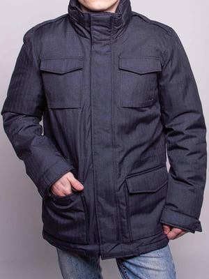 Куртка синя | 5312010