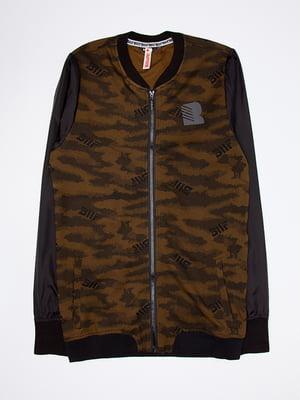 Куртка зелена | 5311525