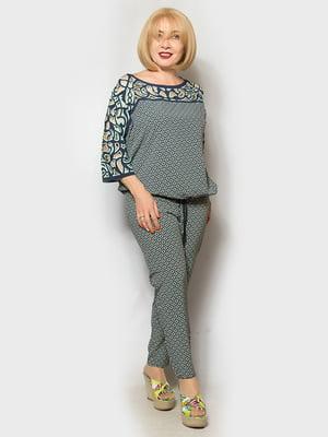 Костюм: блуза і штани | 5312450