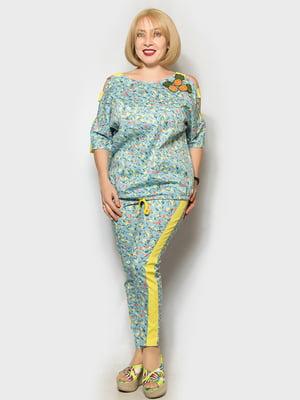 Костюм: блуза и брюки | 5312451