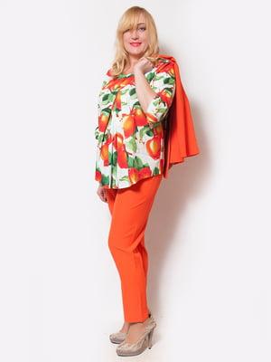 Комплект: блуза и брюки | 5308797