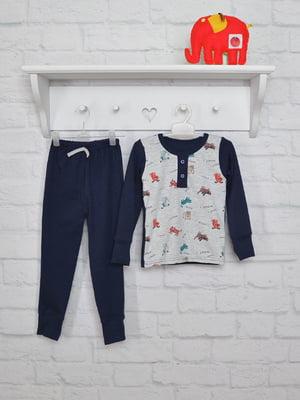 Піжама: лонгслів і штани | 5311548