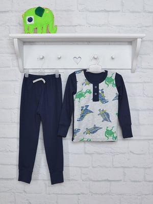 Піжама: лонгслів і штани | 5311550