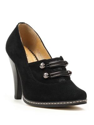 Туфли черные | 5309098