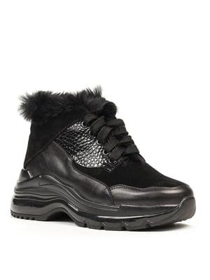 Кроссовки черные | 5309097