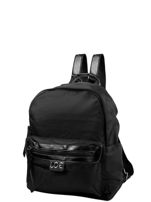 Рюкзак чорний Valiria Fashion | 5312976