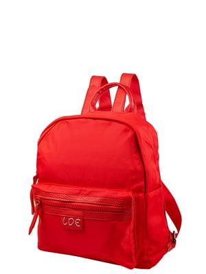 Рюкзак красный Valiria Fashion | 5312977