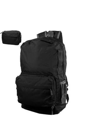 Рюкзак чорний Valiria Fashion | 5312978