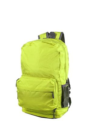 Рюкзак салатовый Valiria Fashion | 5312980