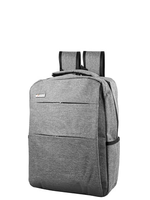 Рюкзак сірий Valiria Fashion | 5312990