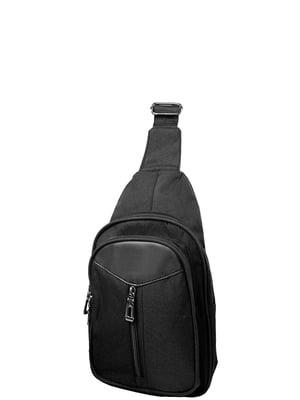 Рюкзак черный Valiria Fashion | 5313005
