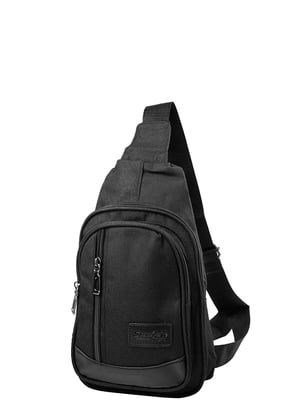 Рюкзак чорний Valiria Fashion | 5313008