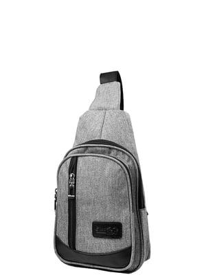 Рюкзак сірий Valiria Fashion | 5313009