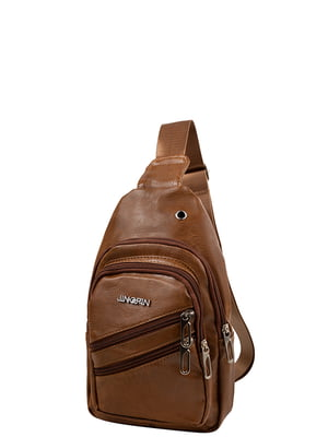 Рюкзак коричневий Valiria Fashion | 5313018