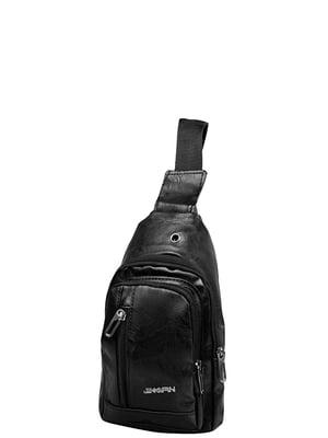 Рюкзак чорний Valiria Fashion | 5313019