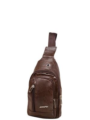 Рюкзак коричневий Valiria Fashion   5313020