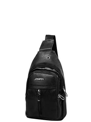 Рюкзак черный Valiria Fashion | 5313021