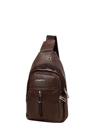 Рюкзак коричневый Valiria Fashion | 5313022
