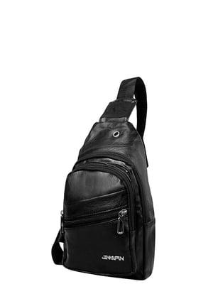 Рюкзак черный Valiria Fashion | 5313023