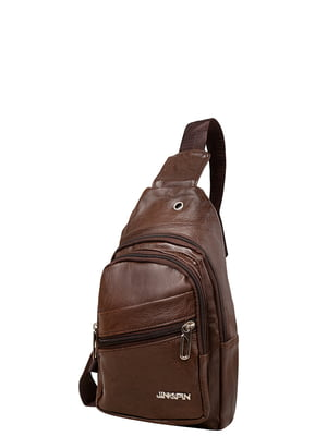 Рюкзак коричневый Valiria Fashion | 5313024