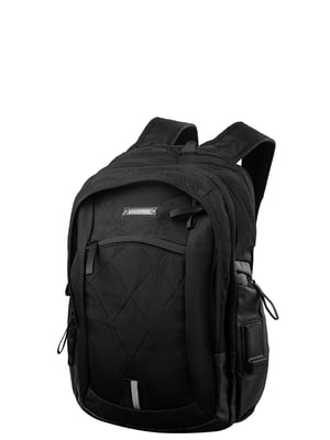 Рюкзак чорний Spacetrek   5313026