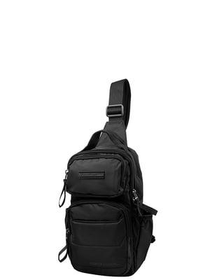 Рюкзак чорний Volunteer | 5313032