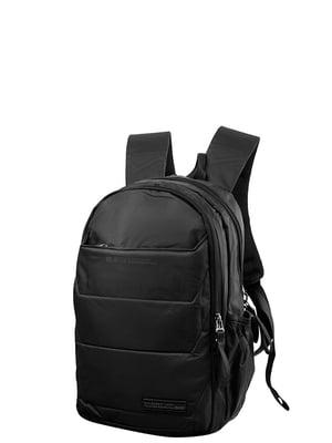Рюкзак чорний Volunteer | 5313033