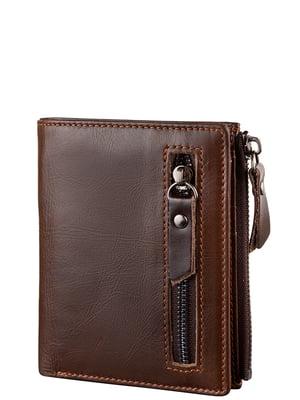 Гаманець коричневий | 5313102