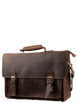 Портфель коричневий | 5313111