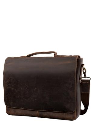 Портфель коричневый | 5313124