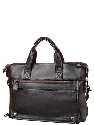 Портфель коричневый | 5313134