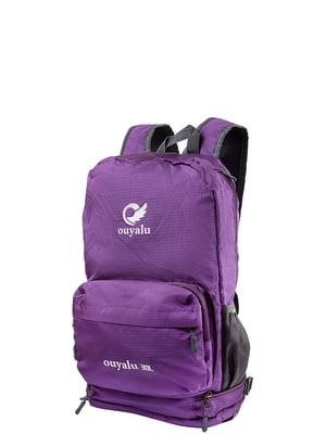 Рюкзак фіолетовий Valiria Fashion   5313137