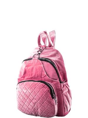 Рюкзак рожевий Valiria Fashion | 5313161