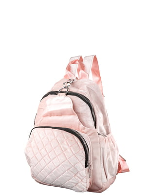 Рюкзак пудрового цвета Valiria Fashion | 5313163