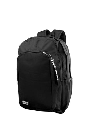 Рюкзак чорний Valiria Fashion | 5313165