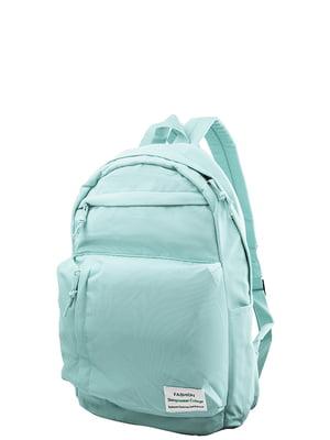 Рюкзак голубой Valiria Fashion | 5313167