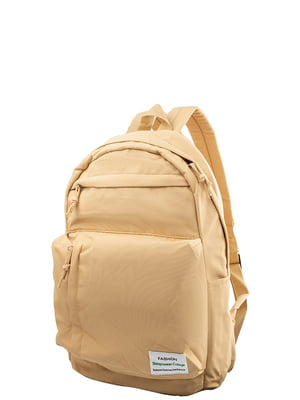 Рюкзак бежевый Valiria Fashion | 5313168
