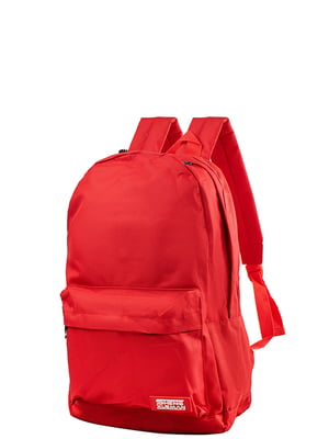 Рюкзак червоний Valiria Fashion | 5313172