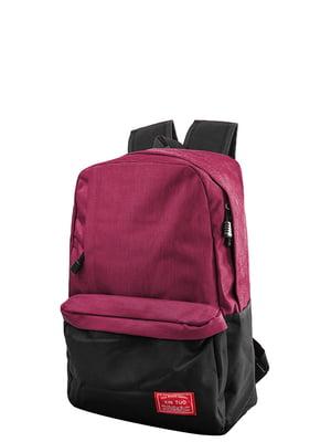 Рюкзак чорний Valiria Fashion | 5313175